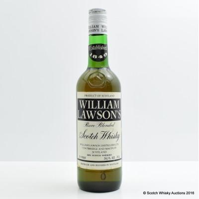 William Lawson's 24 2/3 Fl Oz