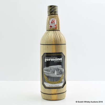 Germana 10 Year Old Cachaca