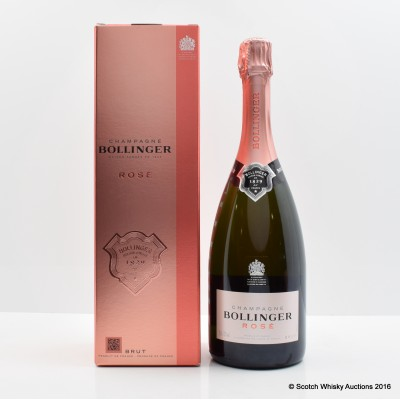 Bollinger Rose Brut 75cl