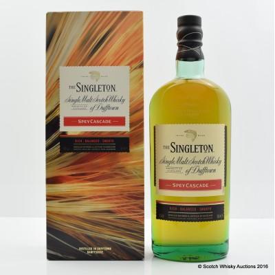 Singleton Of Dufftown Spey Cascade