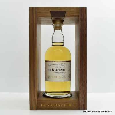 Balvenie 2005 9 Year Old DCS Compendium Chapter 1
