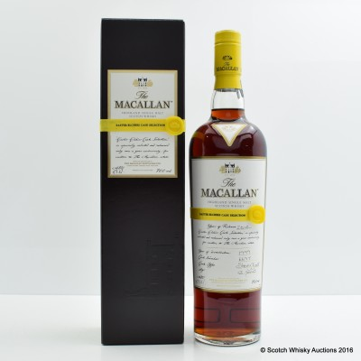 Macallan Easter Elchies 2012