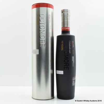Octomore 10 Year Old