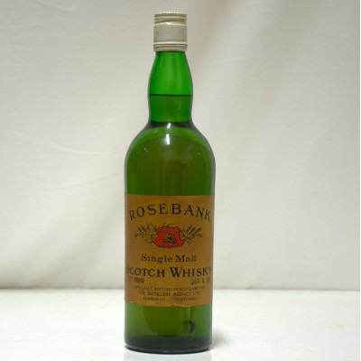 Rosebank Single Malt 70 Proof 26 2/3 fl oz