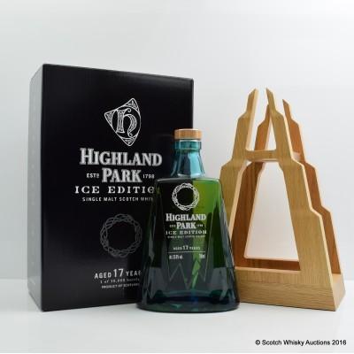 Highland Park 17 Year Old Ice Edition