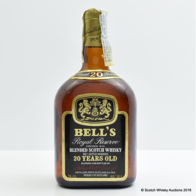 Bell's 20 Year Old 75cl