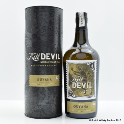 Diamond 2005 10 Year Old Kill Devil Rum