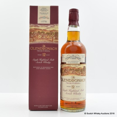 Glendronach 12 Year Old Style