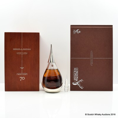 Mortlach 1938 70 Year Old 20cl