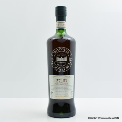 SMWS 27.107 Springbank 1998 16 Year Old