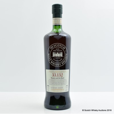 SMWS 33.132 Ardbeg 2007 8 Year Old