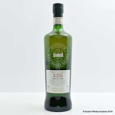 SMWS 3.255 Bowmore 1994 21 Year Old