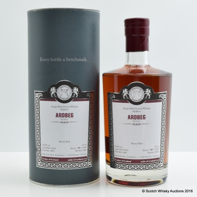 Ardbeg 2000 Malt of Scotland
