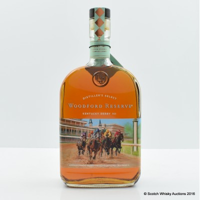 Woodford Reserve Kentucky Derby 141 1L