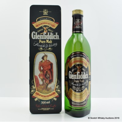 Glenfiddich Clans of the Scottish Highlands The House of Drummond