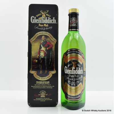 Glenfiddich Clans of the Scottish Highlands The House of Sinclair