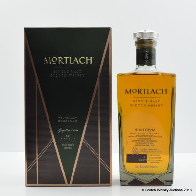 Mortlach Special Strength 50cl
