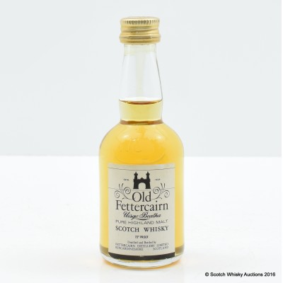 Old Fettercairn 70° Proof Mini