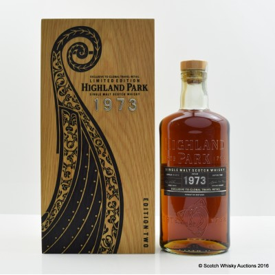 Highland Park 1973 Edition Two