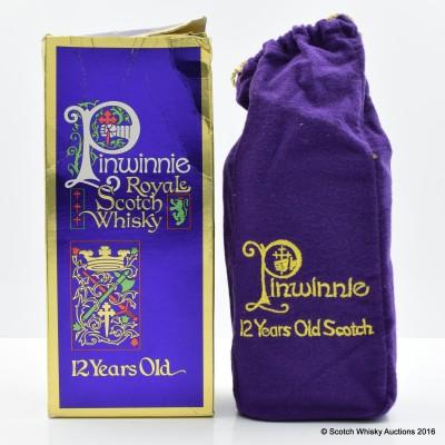 Pinwinnie 12 Year Old 75cl