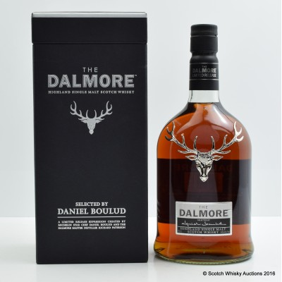 Dalmore Selected By Daniel Boulud 75cl