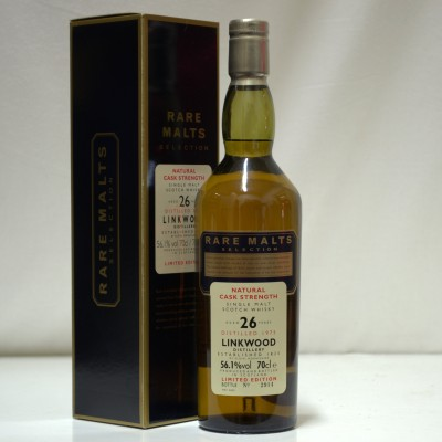 Rare Malts Linkwood 26 Year Old