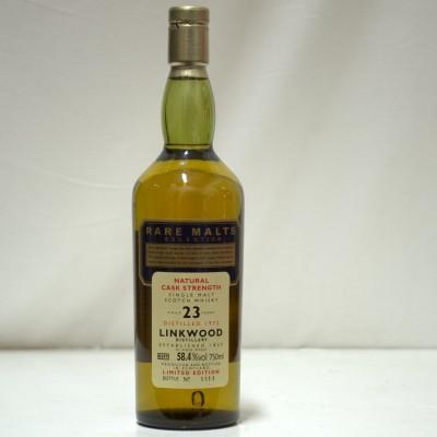 Rare Malts Linkwood 23 Year Old