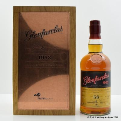 Glenfarclas 1953 58 Year Old