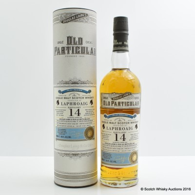 Laphroaig 2001 14 Year Old Feis Ile 2015 Old Particular