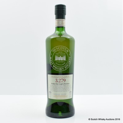 SMWS 3.279 Bowmore 1996 20 Year Old