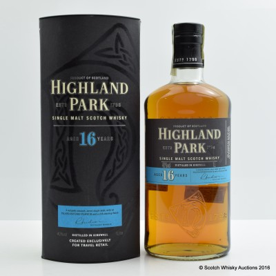 Highland Park 16 Year Old 1L