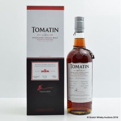 Tomatin 2005 Distillery Exclusive
