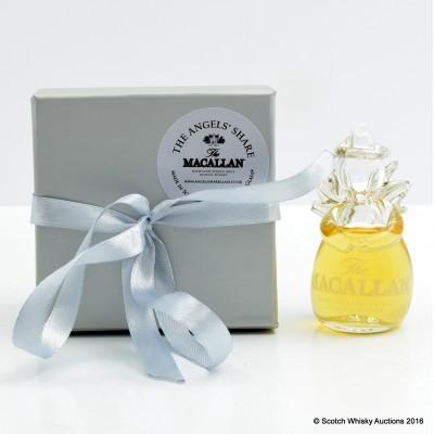 MACALLAN ANGEL'S SHARE ANGEL Fine Oak 10 YEAR OLD 2.5cl