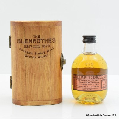 Glenrothes 1994 Miniature 10cl