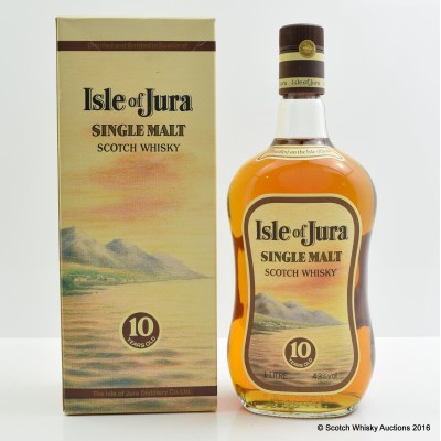 Jura 10 Year Old Old Style 1L