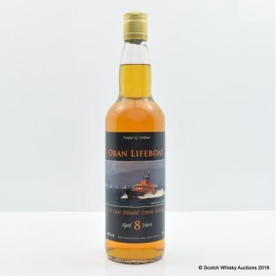 Oban Lifeboat 8 Year Old Blended Whisky