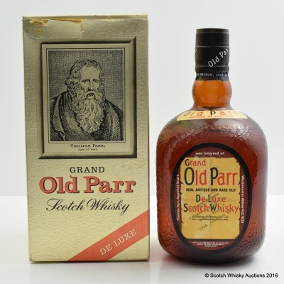 Grand Old Parr Deluxe