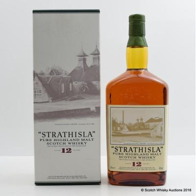 Strathisla 12 Year Old 1L
