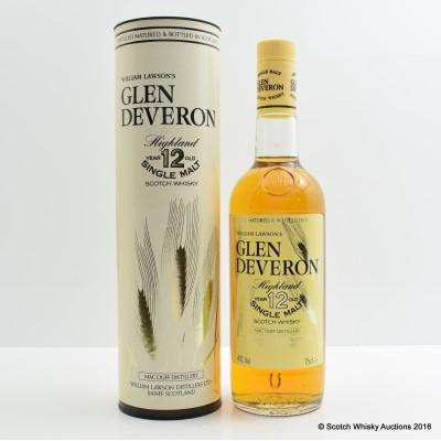 Glen Deveron 12 Year Old 75cl