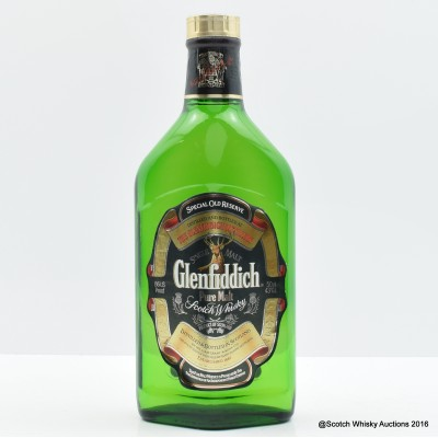 Glenfiddich Pure Malt 50cl
