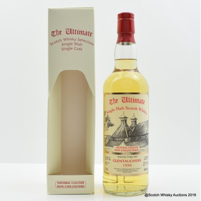 Glentauchers 1996 19 Year Old The Ultimate