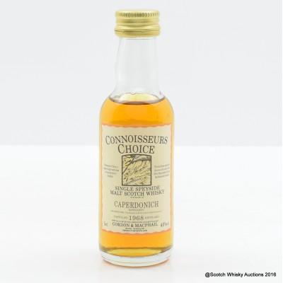 Caperdonich 1968 Connoisseurs Choice Mini 5cl