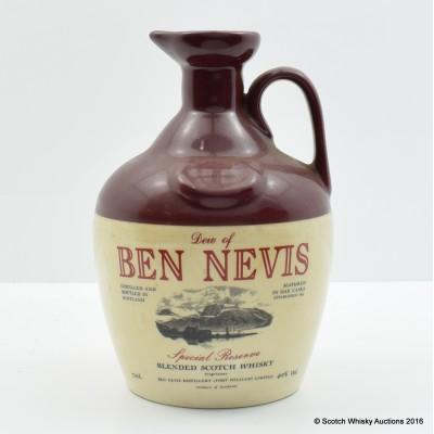 Dew of Ben Nevis Decanter