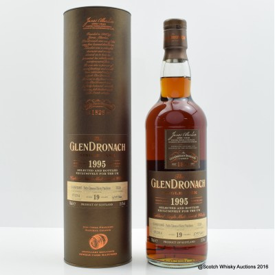 GlenDronach 1995 19 Year Old Single Cask #3326