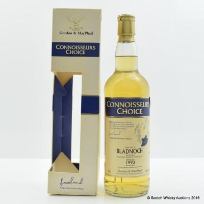 Bladnoch 1993 Connoisseurs Choice