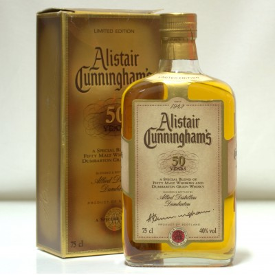 Alistair Cunningham's 50 Year Old Blend