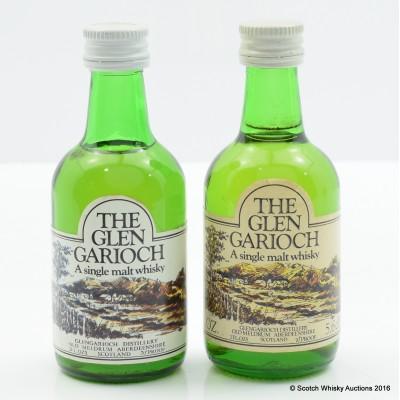 Glen Garioch Single Malt Miniatures 2 x 5cl