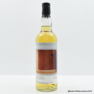 Islay Single Malt 2007 8 Year Old Whisky Agency