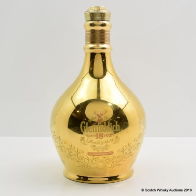 Glenfiddich Superior Reserve 18 Year Old Decanter