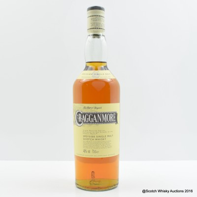 Cragganmore Triple Matured 2013 Edition Friends Of The Classic Malts Exclusive